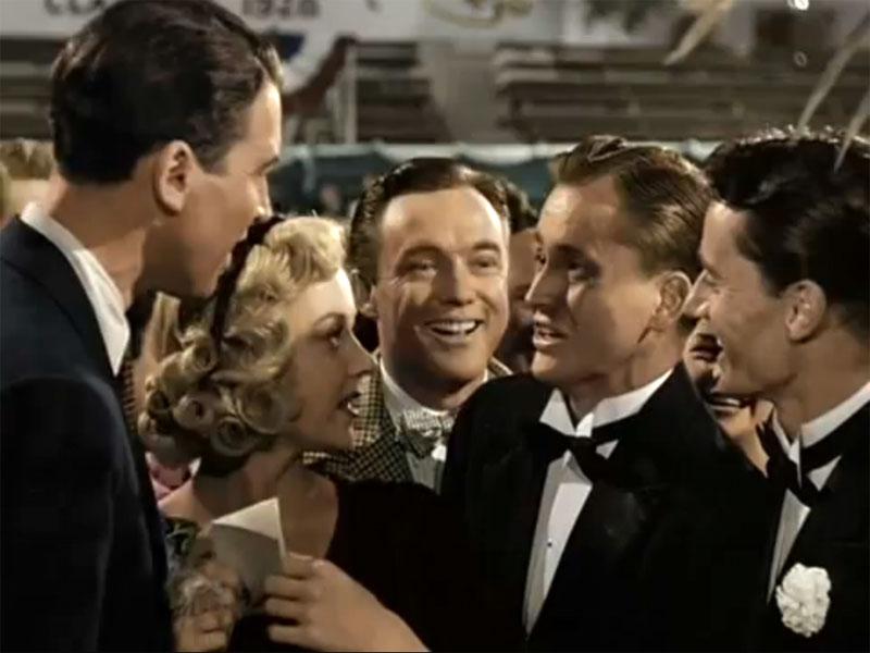 Фильм «Эта замечательная жизнь» (1946): Харольд Лэндон 800x600