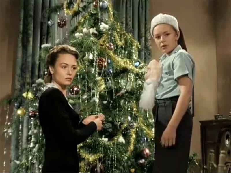 Фильм «Эта замечательная жизнь» (1946): Донна Рид, Ларри Симс 800x600