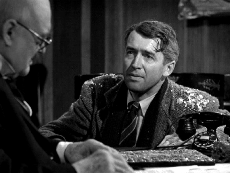 Фильм «Эта замечательная жизнь» (1946): Джеймс Стюарт 1500x1125