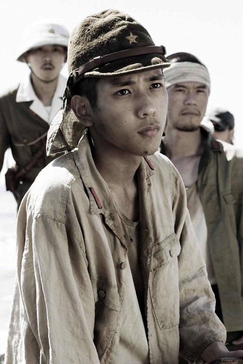 Фільм «Листи з Іводзіми» (2006): Кадзунарі Ниномия 800x1200