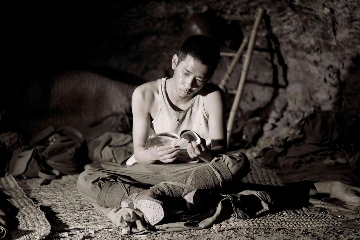 Фільм «Листи з Іводзіми» (2006): Кадзунарі Ниномия 1200x800