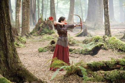«Хроніки Нарнії: Принц Каспіан» — кадри