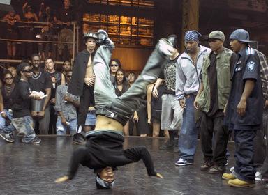 «Братство танца» — кадры