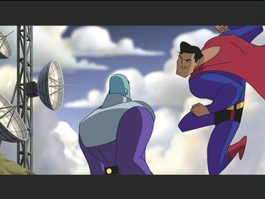 «Супермен: Брейніак атакує» — кадри