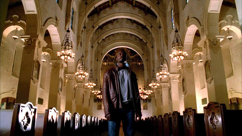 Серіал «Новий день» (2006 – 2007): Тей Діггз 1 сезон, 6 епізод — «Что, если они его найдут?» (What If They Find Him) 1500x844