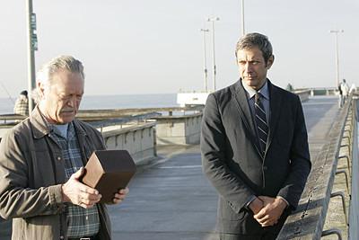 «Детектив Рейнс» — кадри