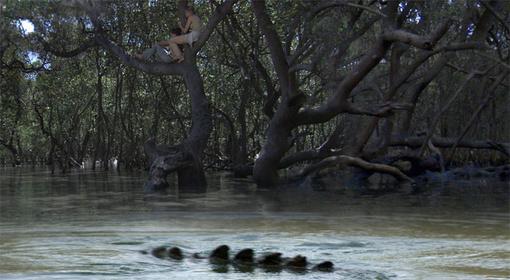 «Хищные воды» — кадры