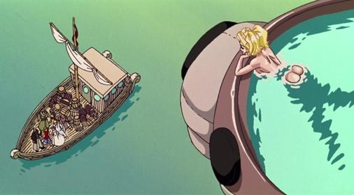 «Ван Пис 2» — кадры