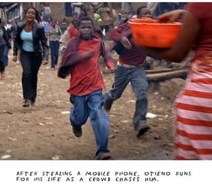 «Kibera Kid» — кадры