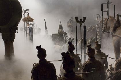 «Мумия: Гробница Императора Драконов» — кадры