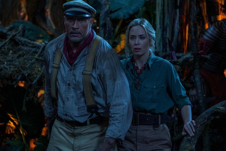 Фільм «Круїз у джунглях» (2021): Двейн Джонсон, Емілі Блант 1500x1000