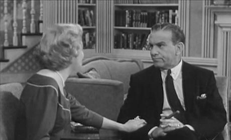 «Шоу Джорджа Бернса и Грейси Аллен» — кадры