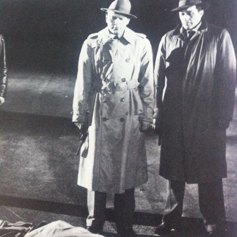 Фільм «Пограбування інкасаторської машини» (1950): Дон Хэггерти, Чарльз МакГроу 1500x1500