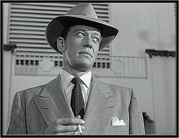 Фільм «Пограбування інкасаторської машини» (1950): Уильям Тэлман 600x464