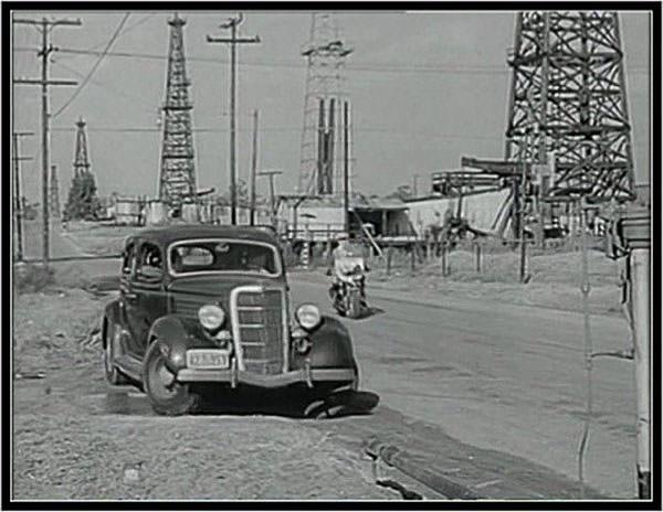 Фільм «Пограбування інкасаторської машини» (1950): 600x464