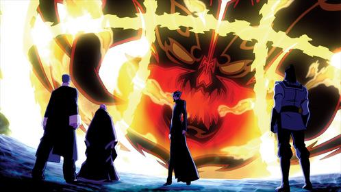 «Доктор Стрендж і Таємниця Ордену магів» — кадри
