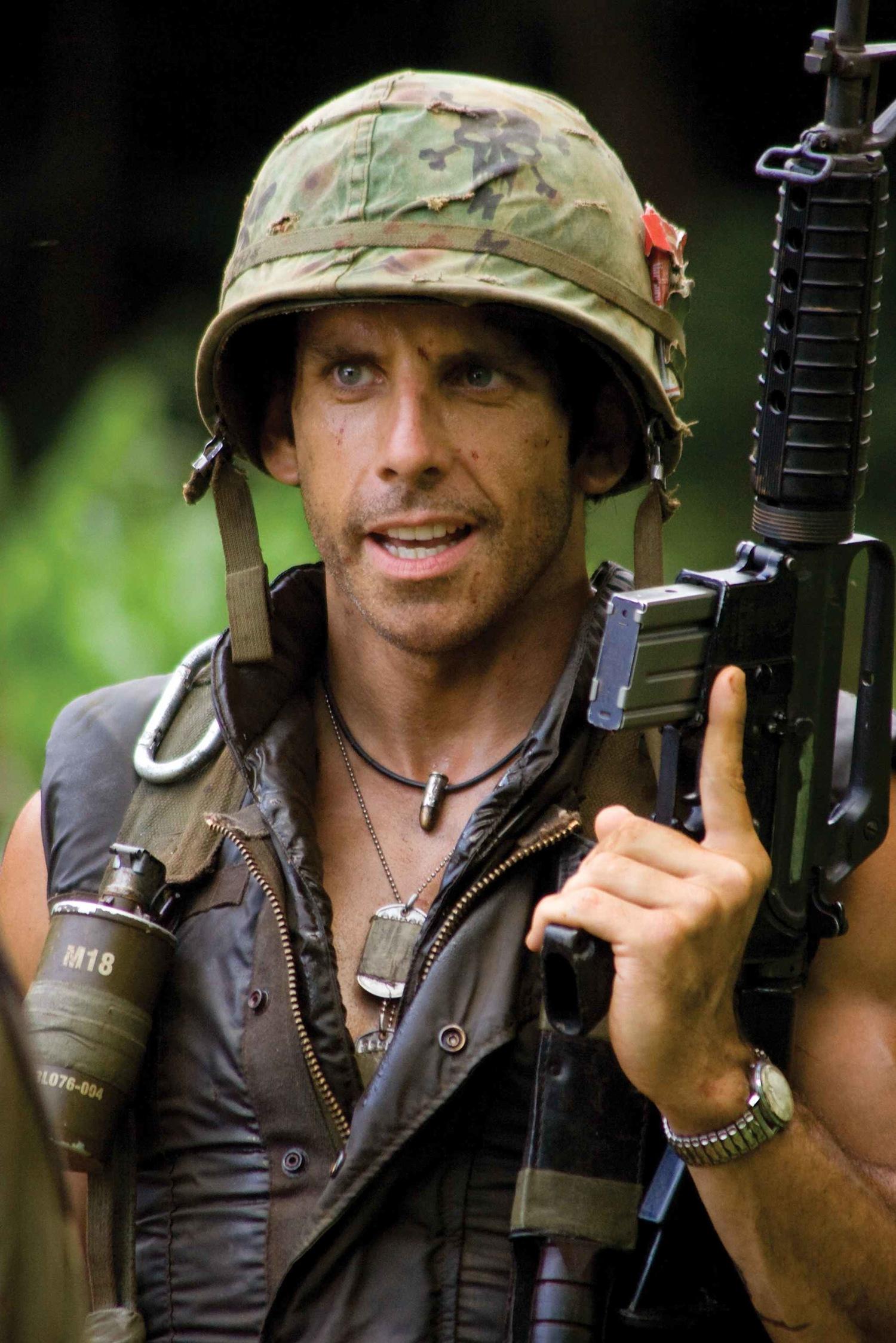 Фільм «Грім у тропіках» (2008): Бен Стіллер 1500x2247