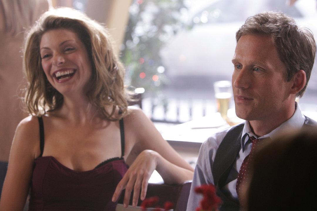 Серіал «Мандрівник» (2007): Гретхен Егольф, Рід Даймонд 1 сезон, 1 епізод — «Пілот - Любовь всей жизни» (Pilot) 1080x720