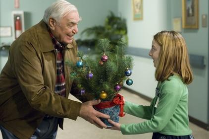 «Дідусь на Різдво» — кадри