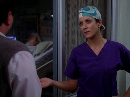 Серіал «Приватна практика» (2007 – 2013): Кейт Волш 2 сезон, 14 епізод — «Вторые шансы» (Second Chances) 500x375
