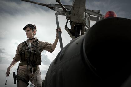 «Армия мертвецов» — кадры