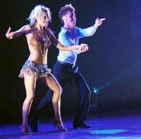 «Кохання і танці» — кадри