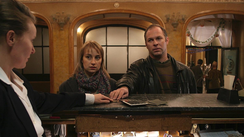 Фильм «4 месяца, 3 недели и 2 дня» (2007): Анамария Маринка, Влад Иванов 1500x844