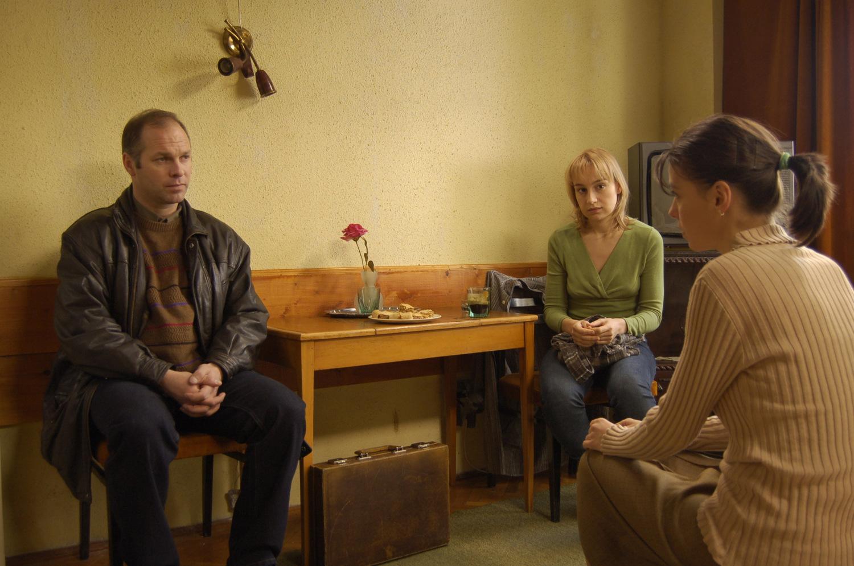 Фильм «4 месяца, 3 недели и 2 дня» (2007): Лаура Василиу, Влад Иванов, Анамария Маринка 1500x995