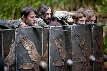 «Орел Девятого легиона» — кадры