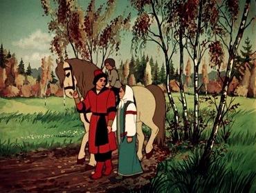 «Сестрица Алёнушка и братец Иванушка» — кадры