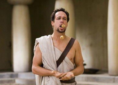 «Знакомство со спартанцами» — кадры