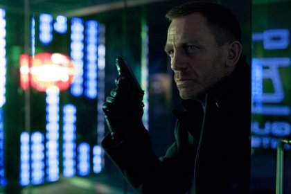 «007: Координаты «Скайфолл»» — кадры