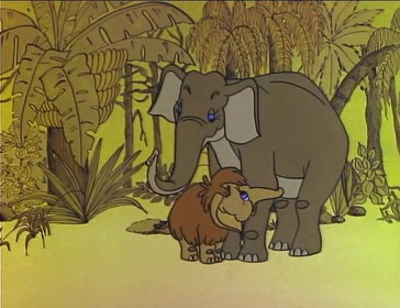 «Мати для маленького мамонта» — кадри