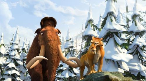 «Ледниковый период 3: Эра динозавров» — кадры