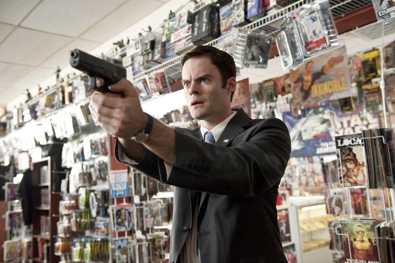 Фильм «Пол: Секретный материальчик» (2011): Билл Хейдер 1500x998
