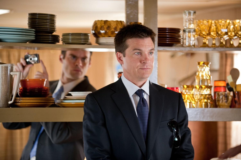 Фильм «Пол: Секретный материальчик» (2011): Джейсон Бейтман, Билл Хейдер 1500x998