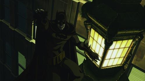 «Бетмен: Лицар Ґотема» — кадри