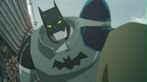 «Бэтмен: Рыцарь Готэма» — кадры