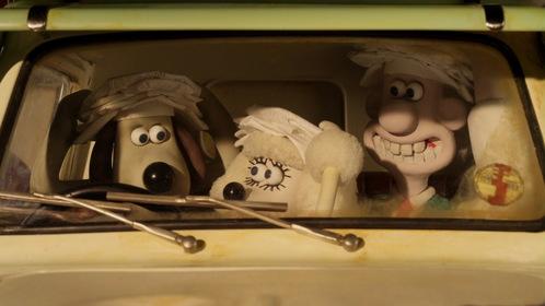 «Уоллес и Громит: Дело о смертельной выпечке» — кадры