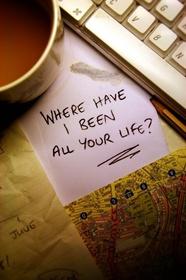 «Где я был всю твою жизнь?» — кадры
