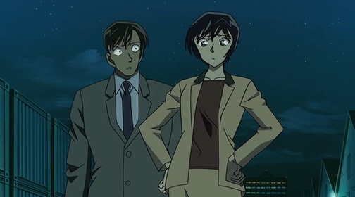 «Детектив Конан 11» — кадри