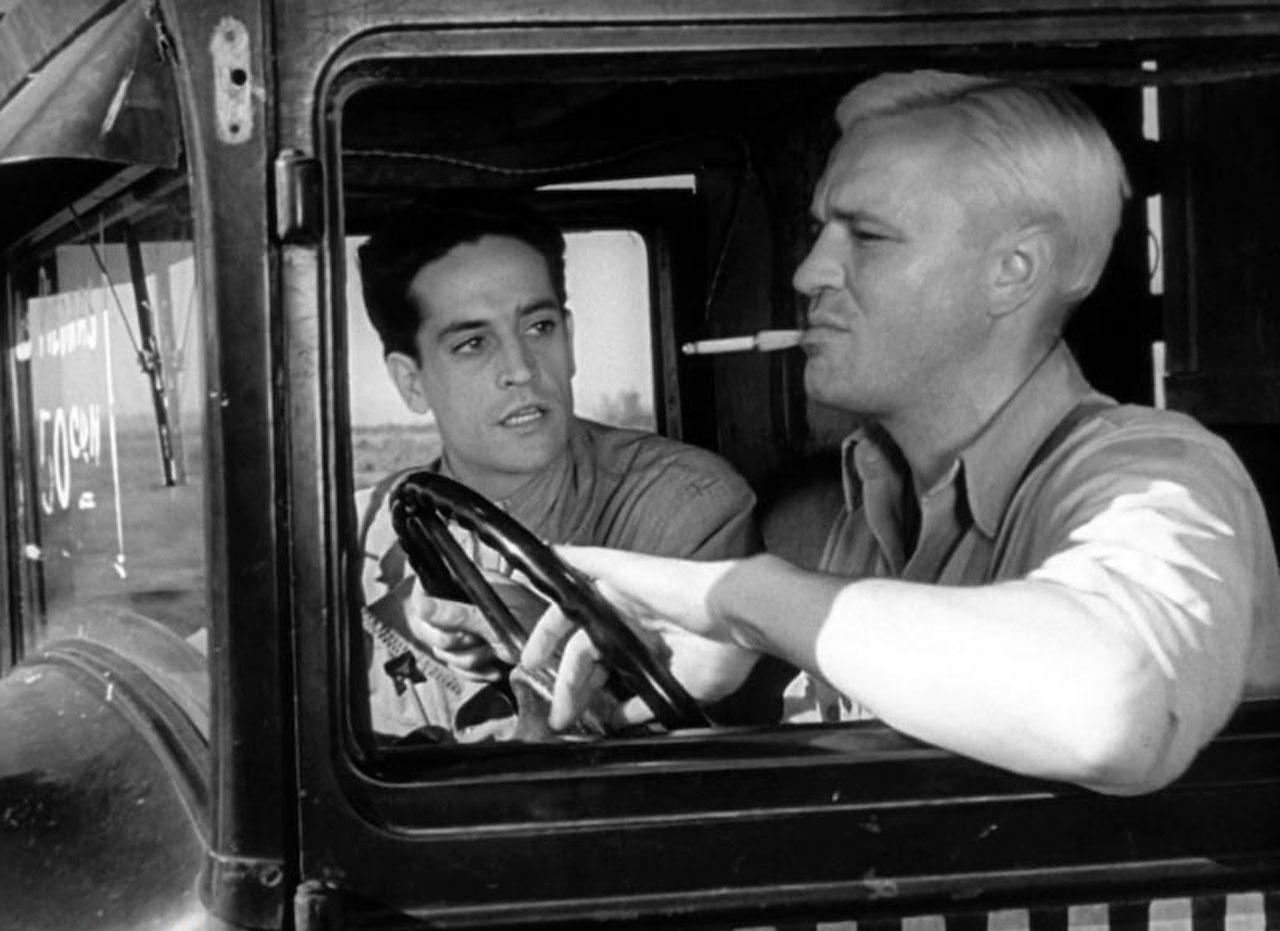 Фільм «Плата за страх» (1953): Луїш де Ліма, Петер ван Ейк 1280x931