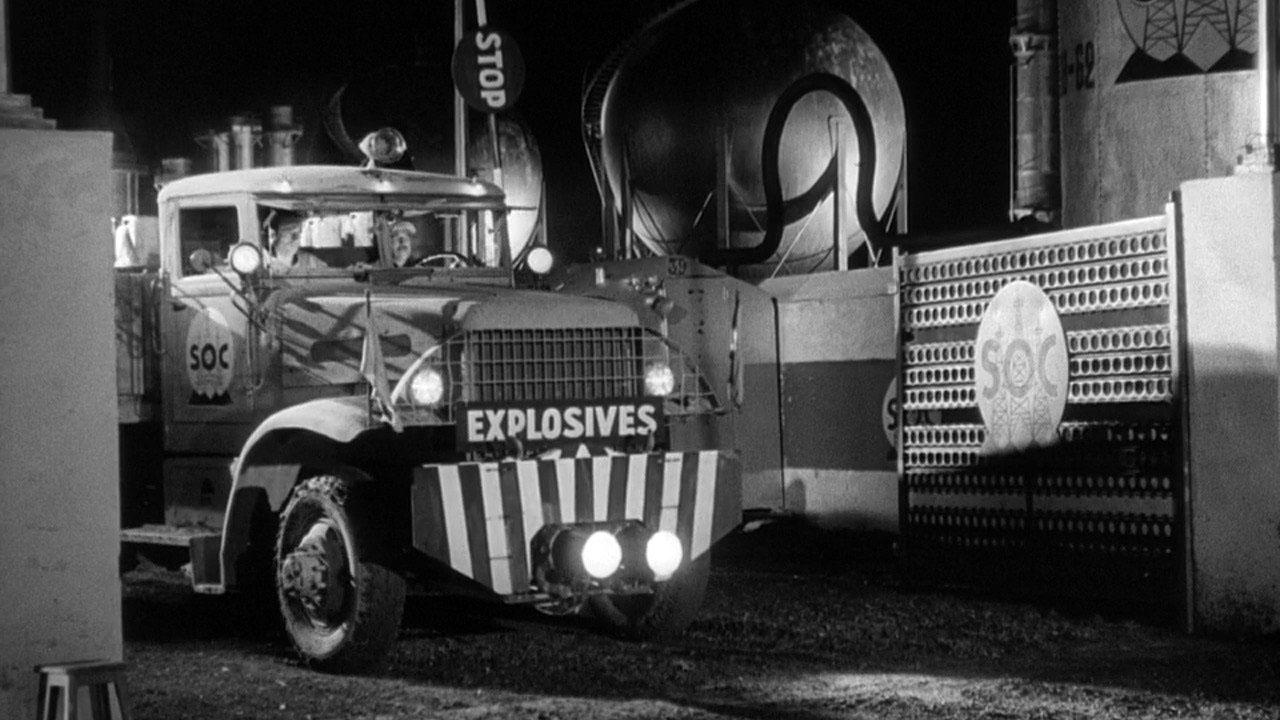 Фільм «Плата за страх» (1953): Ів Монтан, Чарльз Ванель 1280x720