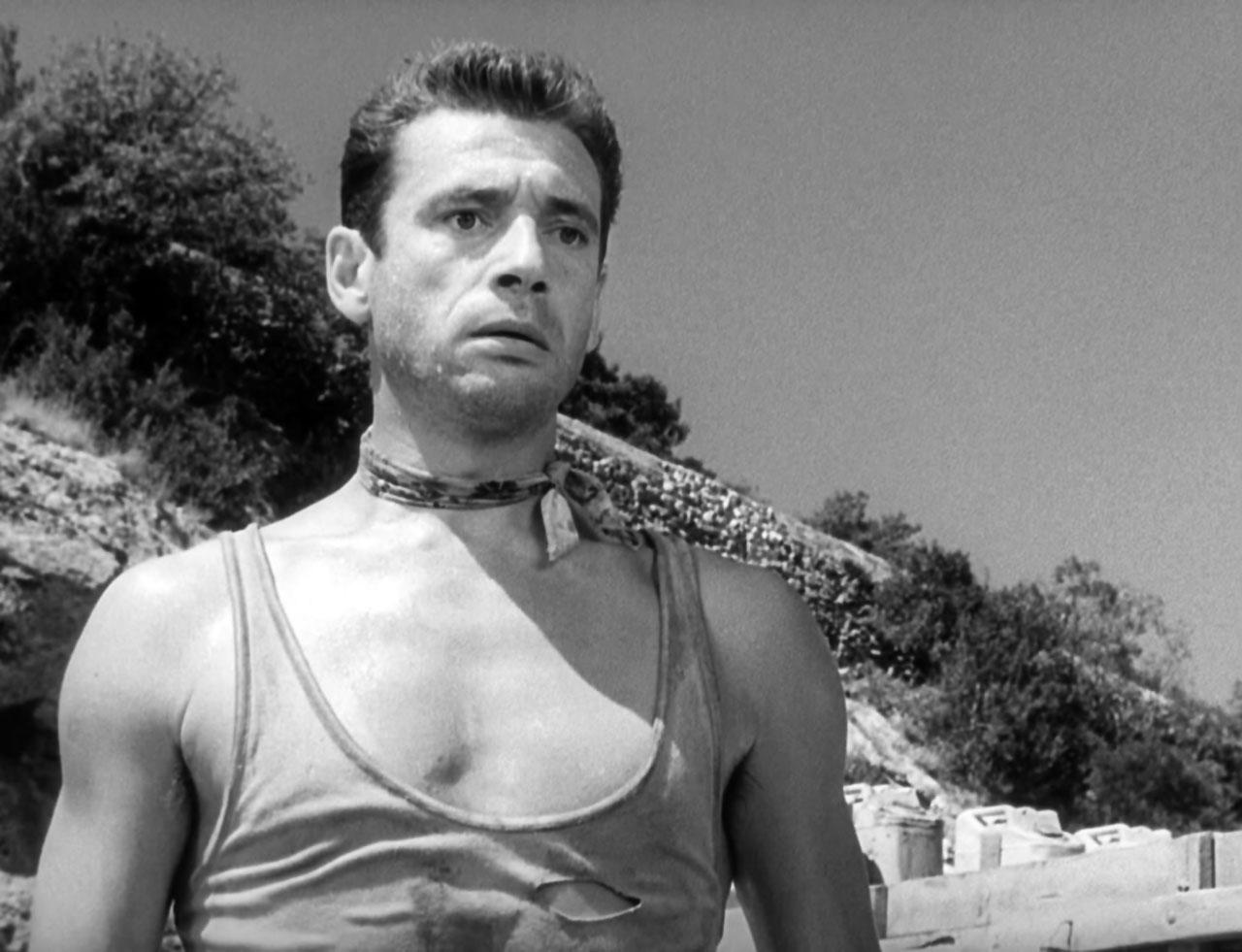 Фільм «Плата за страх» (1953): Ів Монтан 1280x981