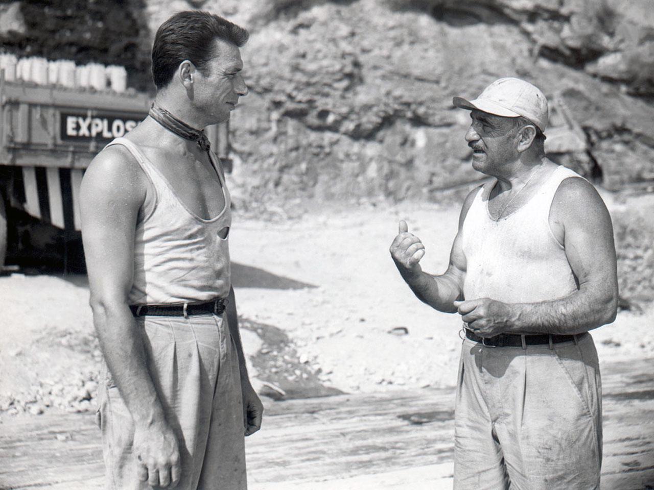 Фільм «Плата за страх» (1953): Ів Монтан, Чарльз Ванель 1280x960