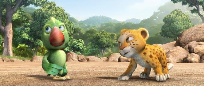 «Братва из джунглей» — кадры