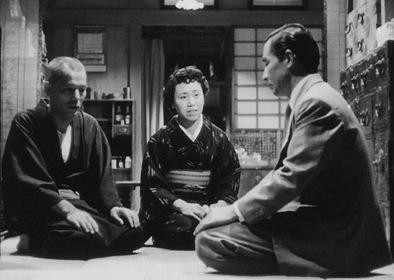 «Токийская повесть» — кадры