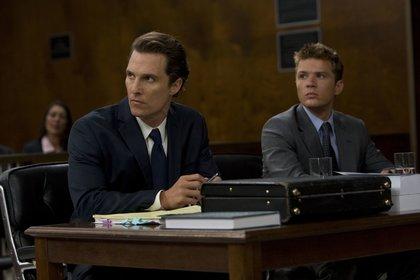 «Лінкольн для адвоката» — кадри