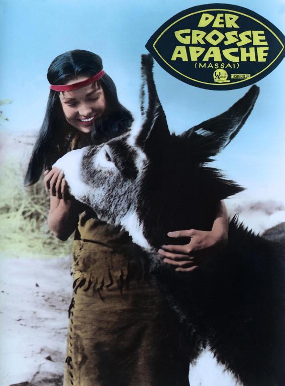 Фильм «Апач» (1954): 567x768