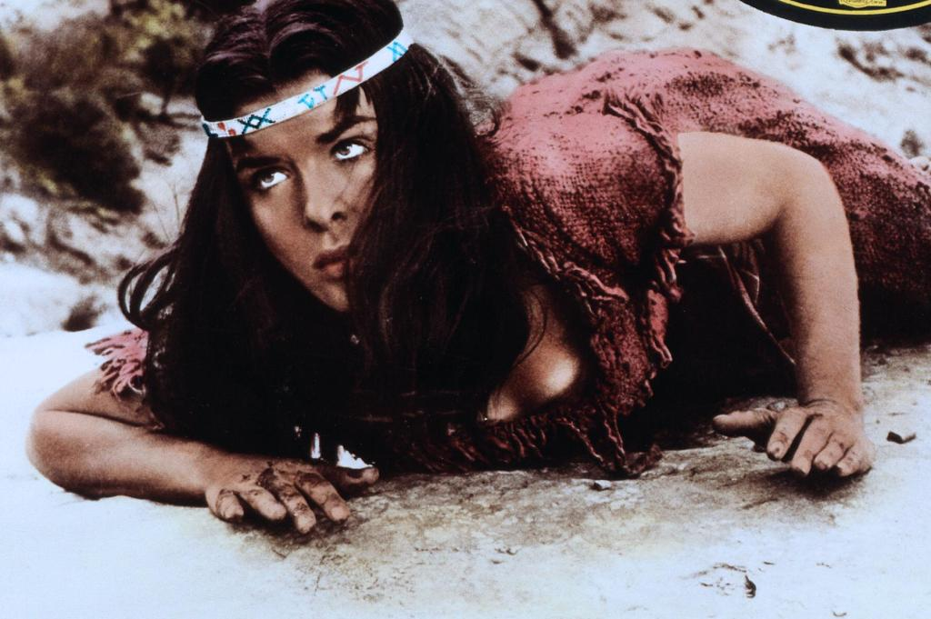 Фильм «Апач» (1954): Джин Питерс 1024x681